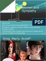 Women and Sympathy