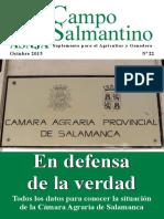 Campo Salmantino Octubre 2015