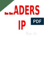 LEADERSIP MOVE ON.pptx