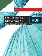 Bitdefender GravityZone AdministratorsGuide EsES