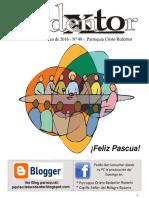 Boletín Parroquial Redentor 48