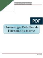 Chronologie Détaillée de l Histoire du Maroc.pdf