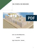 Templo de Herodes Estractos