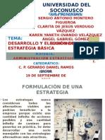 DESARROLLO Y ELECCION DE LA ESTRATEGIA BASICA.pptx