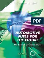 Auto Fuels for the future
