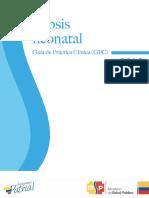 GPC Sepsis Neonatal