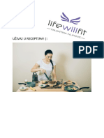 Lifewillfit Kuharica No.1