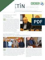Boletín Informativo COCIGER Ene-Feb 2016