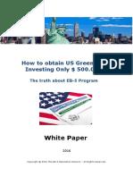 EB5 White Paper