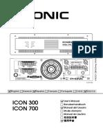 Icon 300 Icon 700
