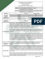 833317 Infome Programa de Formación Titulada