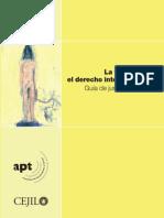 La Tortura en El Derecho Internacional (CEJIL)