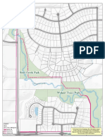 Proposed Trail - Walnut Trace-Bent Creek