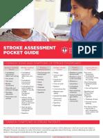 HSF Stroke Assessment Pocket Guide