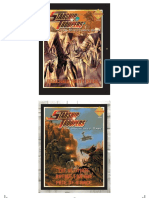 Arachnid Army Book For Starship Troopers Miniature Game
