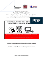 Projeto Festival Multimídia NTE WLBL