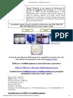 Fabricantes TBHQ, Terc o Butilhidroquinona Terciaria