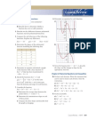 Advanced Functions Course Review