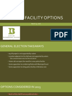Police Facility Options