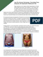Tratamiento Cicatrices De Art�culo Quir�rgicas, Camuflaje Para Borrar De Cicatriz Despues De Operacion Reduccion De