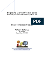 Beginning Microsoft Small Basic