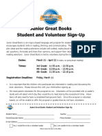 junior great books flyer 2016