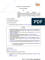 OAB 2010 LFG M2 Processo Trabalho Aula03 03