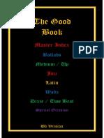 Bb - The Good Book - Fake Book