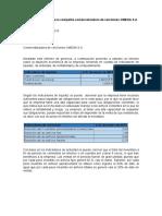 Informe de Gerencia de La Compañía Comercializadora de Colchones OMEGA S