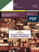 Revista colegio de traductores publicos