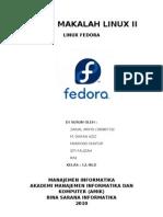 Tugas Makalah Linux II