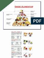 Vida e Saude Piramide Alimentar