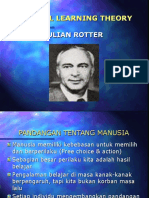 24. Rotters Social Learning Theory