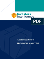 Investor Intelligence Techical Analysis Guide
