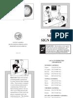 Basic Med Sign Lang