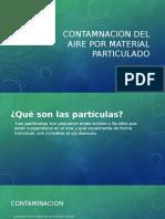 Control de Emisiones Particuladas