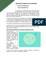 Guias de Informacion Matematicas 5º