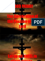 The Celebration of the Passion of the Lord