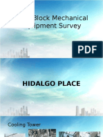 Hidalgo Place Mechanical Equipment Survey