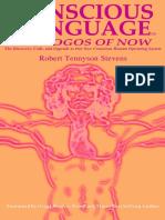 Conscious Language_ the Logos o - Robert Tennyson Stevens