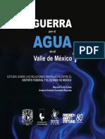 ¿Guerra por el agua en el Valle de México? Primera edición 2005