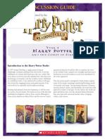 HP Book4 Discussion Guide
