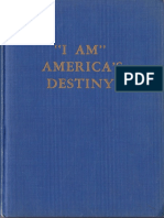 I AM America's Destiny