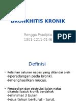 bronkitis kronis radiologi