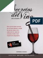 Secretos Del Vino - Carlos Navarro
