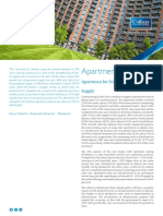 Research & Forecast Report Q1 2015 Jakarta Apartment