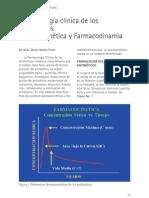 Farmacología Clínica de los Antibióticos