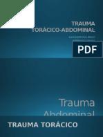 Trauma Tórax ATLS