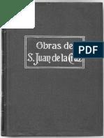 Obras de San Juan de la Cruz. Tomo 4 Llama de Amor Viva, Cautelas, Avisos, Poesías