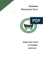 Panduan Manajemen Nyeri Final
